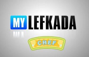 mylefkada_chef_logo
