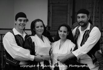 Ο χωριάτικος γάμος σε φωτογραφίες