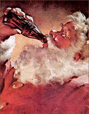 o-agios-ths-Coca-Cola