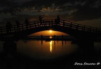 Το λατρεμένο ηλιοβασίλεμα της Λευκάδας