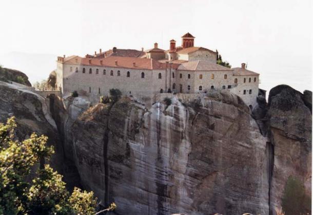Meteora Agios Stefanos