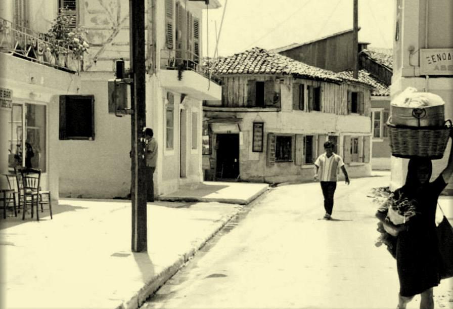 ΛΕΥΚΑΔΑ: Κάτω Βρύση,1960 – Πηγή: internet