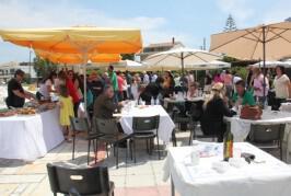 Η γιορτή της εκπομπής My Lefkada Chef