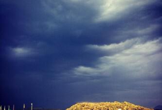 Καλοκαιρινή συννεφιά