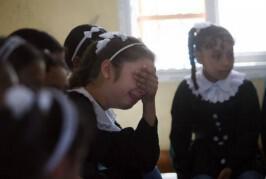 Όταν η 10χρονη Σαϊμά ξεσπά σε κλάματα…