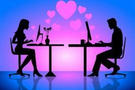 1 στους 7 διατηρεί online σχέση με σύντροφο που δεν έχει γνωρίσει ποτέ!