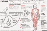 Ενημερωτική Ημερίδα του Νοσοκομείου Λευκάδας για τον ιό Έμπολα