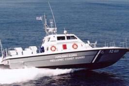Ακυβερνησία σκάφους στην Λευκάδα