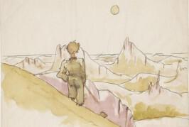 Tα αυθεντικά σχέδια του Μικρού Πρίγκιπα και η ιστορία τους