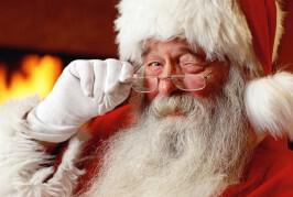 Μαμά… τελικά υπάρχει Άγιος Βασίλης;
