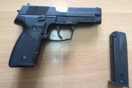 Συνελήφθη ημεδαπός στην Λευκάδα για παράνομη οπλοκατοχή