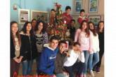 Χριστουγεννιάτικο παζάρι Γυμνασίου & Λυκειακών τάξεων Μεγανησίου