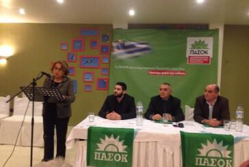 Η κεντρική προεκλογική συγκέντρωση του ΠΑΣΟΚ στη Λευκάδα