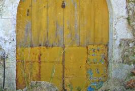 Οι παλιές πόρτες της Καρυάς