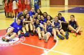 Πρωταθλήτρια ομάδα Κορασίδων ΕΣΚΑΒΔΕ 2014-15 η Νίκη Λευκάδας
