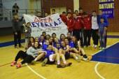 Πρωταθλήτρια ΕΣΚΑΒΔΕ 2014-15 η παιδική ομάδα της Δόξας Λευκάδας