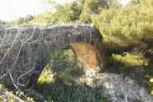 Το παλιό γεφύρι στα Πευκούλια