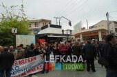 Ο χαιρετισμός της Ένωσης Συλλόγων Γονέων και Κηδεμόνων στο συλλαλητήριο για την Υγεία