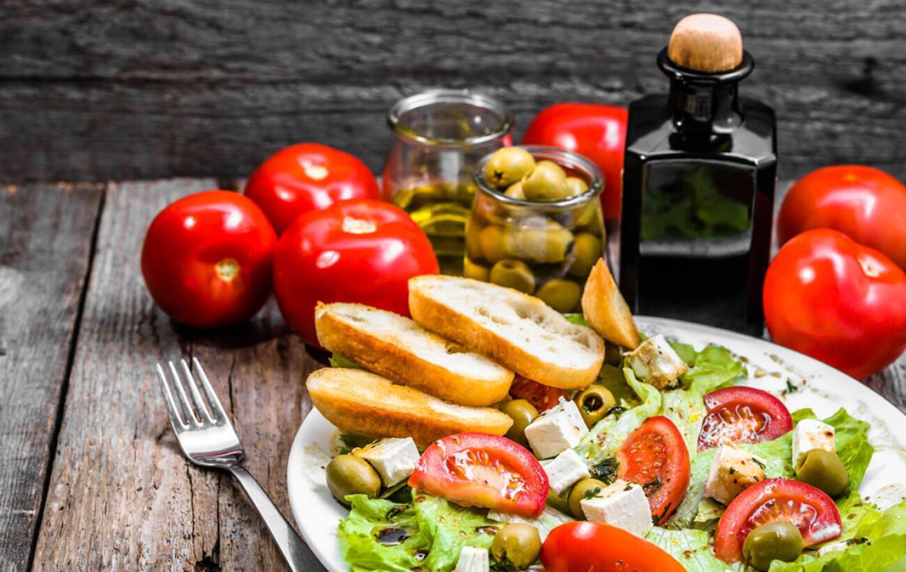Η μεσογειακή διατροφή «ασπίδα» για 50 ασθένειες! | My Lefkada