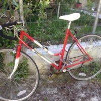 Αγωνιστικό ποδήλατο